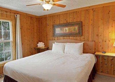 Cabin 31 - Bedroom 1