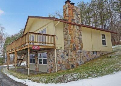 Cabin 31 - Exterior
