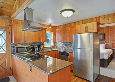 Cabin 31- Kitchen