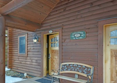 Cabin 45L - Entrance