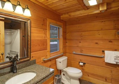 Cabin 48 - Bathroom 1