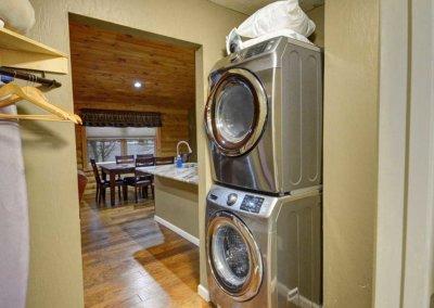 Cabin 5 - Laundry