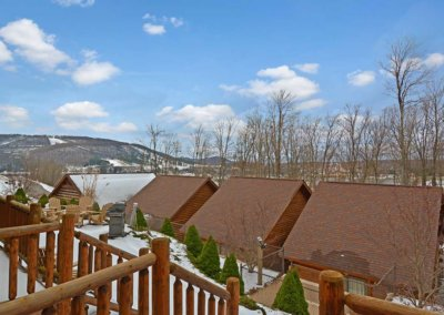 Cabin 50L - Deck View