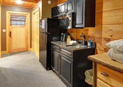 Cabin 46L - Kitchen